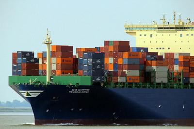 Fret Maritime Bateau Cargo Conteneurs
