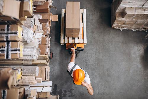 Logistique Stockage Marchandises
