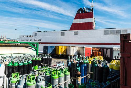Transport Maritime Produits Matieres Dangereux